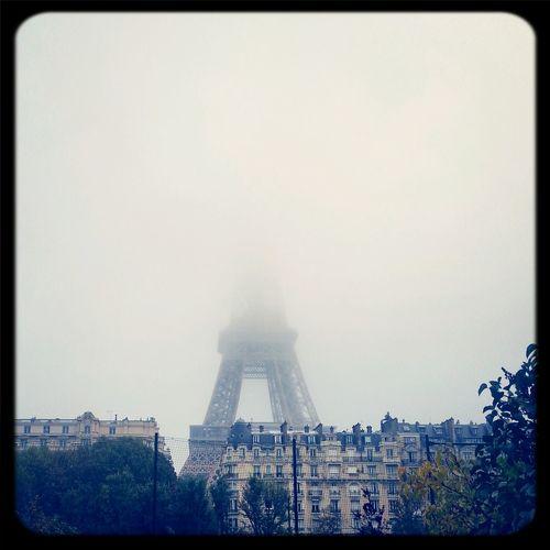 Where is my Eiffeltower ?