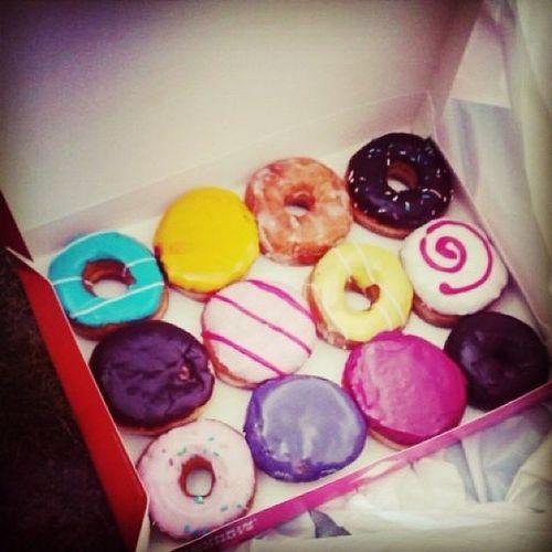 вкусняхи пончики диетапрощай😋🙈🙊