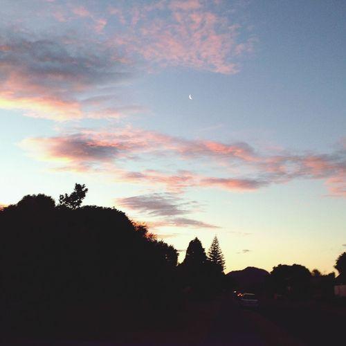 Sky Porn Evening Sky Clouds And Sky