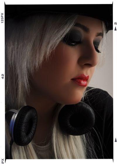 eskişehir imaj fotoğraf stüdyosu Girls Beauty Müzik Fotografie