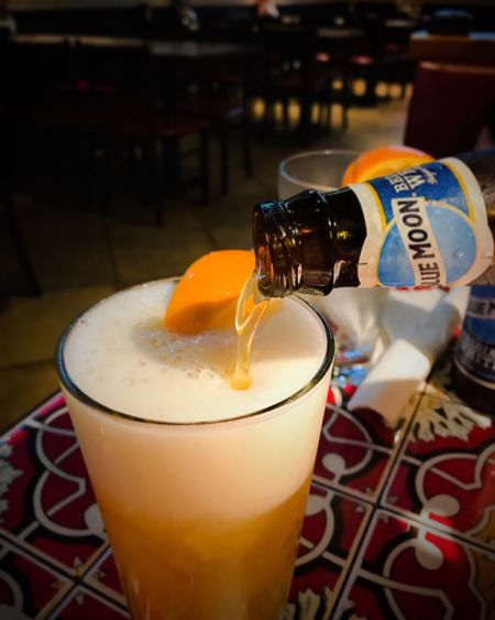 Beer Beer Time Wit Beer Blue Moon Beer Beer And Orange Drink Pouring Beer Cheers Cold Beer Happy Hour Beer Glass Beer Foam Orange Wedge Cerveza