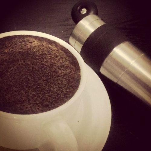 My Morningcoffee Kopitubruk Porlex Coarsegrind papuawamena