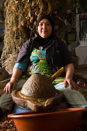 Making Argan Oil ArganOil Culture Day Essaouira Inspiring Lifestyles Morocco MoroccoTrip People Portrait Woman