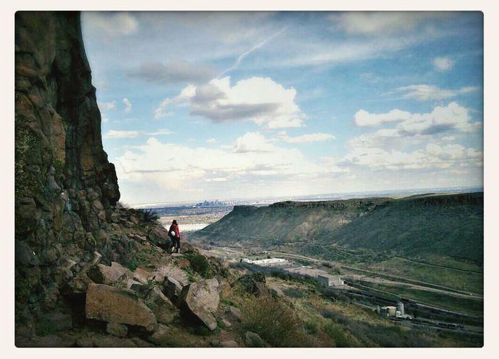 Rock Climbing Golden Colorado