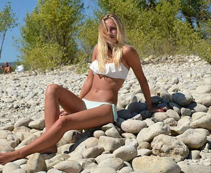 Summer 2015 Sun That's Me Relaxing Summer Model Beauty Blonde Hair Blonde Happy Enjoying Life Goodlife Celibataire