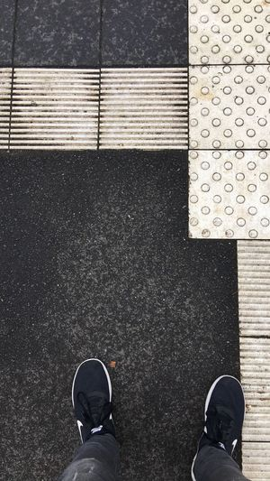 NikeFreeRuns City Street Schoollook