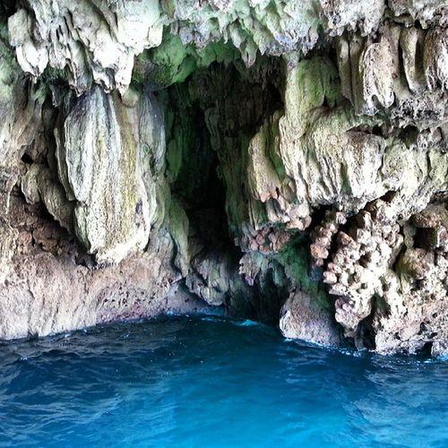 Antalya Lara Heaven Dolphins Sea Falez Inside Monster Waterfalls Rocks Boat Tour Likeforlike Like4like Likealways Follow Onmyway Blue