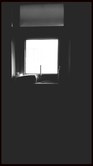 Window Mono Photo