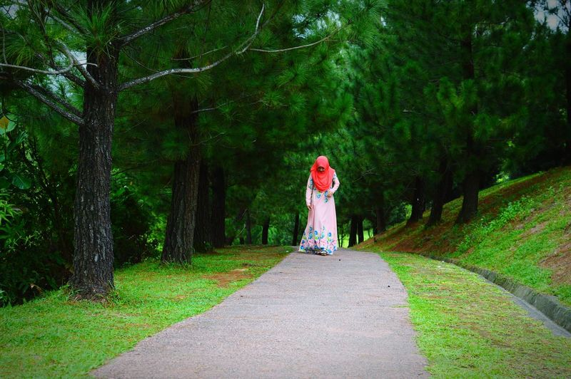 Here we go.. Hello Monday Full Length Outdoors Nature Grass Nikon 35mm Decorations Freshness Fujifilm Candid Catch The Moment EyeEmNewHere Colour Colour Image Trees And Sky Park One Person Day Outdoor Photography Outdoor Life