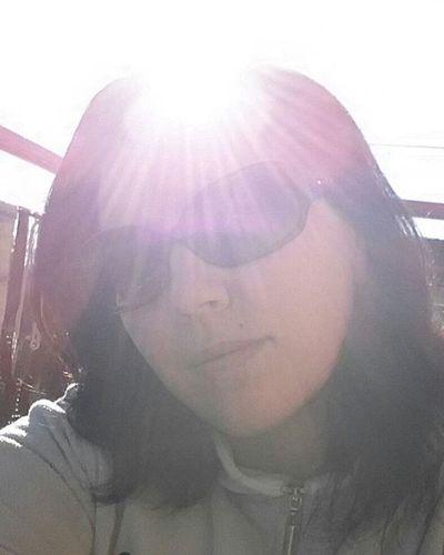 Meandthesun Ioeilsole Sole Sun Sky Blusky Cieloblu Cielo Io