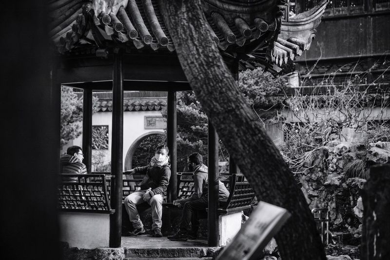 The Street Photographer - 2017 EyeEm Awards Portrait Streetphotography Shanghai China