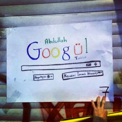 Diren Internet Google Orantısızzeka :)