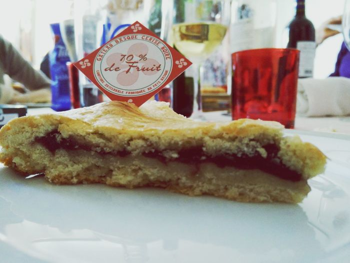 Pays Basque Gateaubasque Lemoulindebassilour Cerisenoire Cake EnjoyYourMeal Oneplusone The Foodie - 2015 EyeEm Awards
