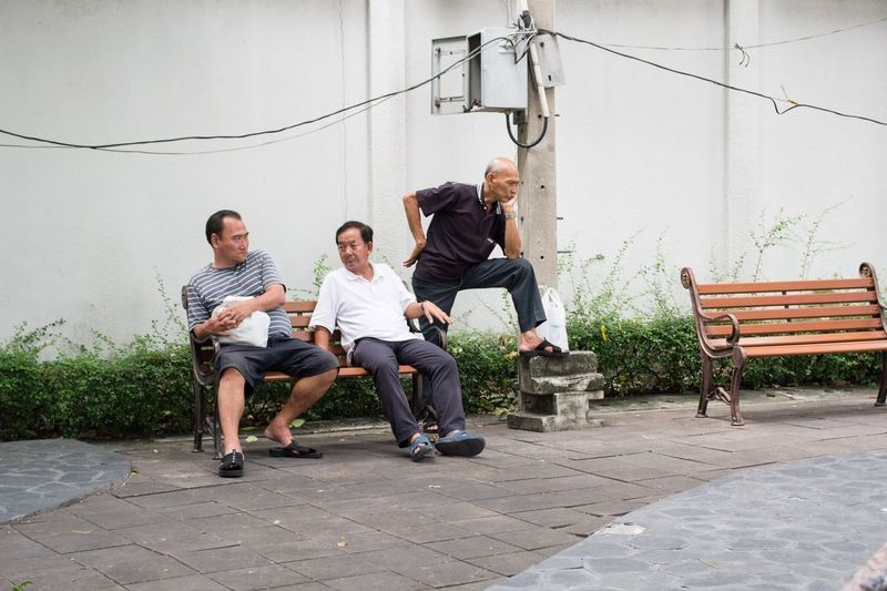 The Street Photographer - 2016 EyeEm Awards The Thinker