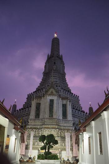 Pagoda at Wat