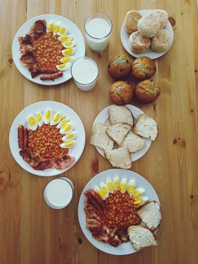 Brunch Saturdaymorning Morning Traditional Food Food LONDON❤ Homemade #breakfast Breakfast Plate Table Food Styling Food And Drink British Culture