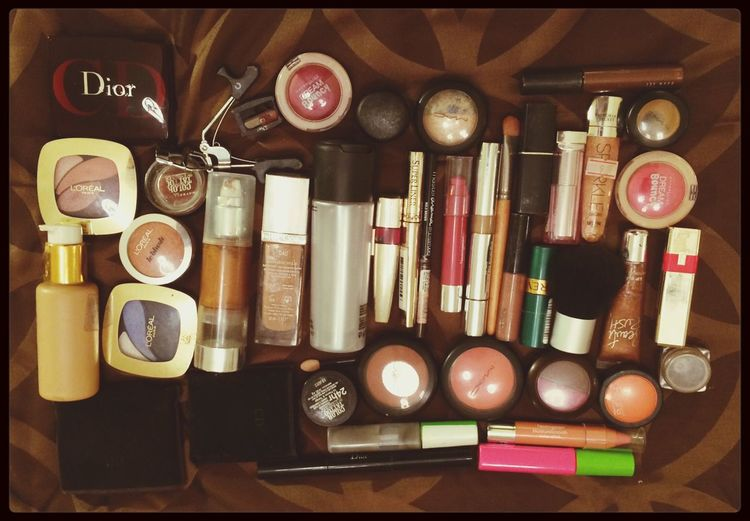 Makeup Maquillaje First Eyeem Photo