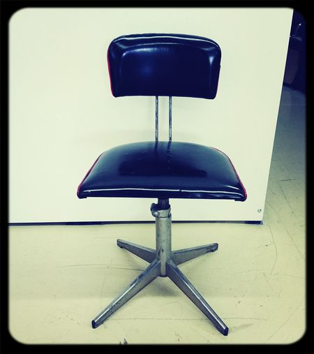 take a seat (once more) Take A Seat Swivel Chair Vintage