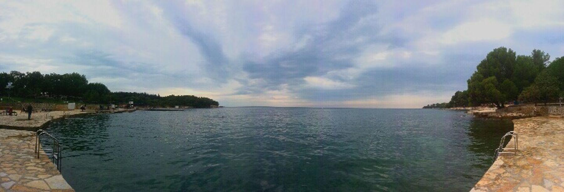 Croatia Holidays Summer Summer2015 2K15 Fun Sea And Sky Sea Powerofnature Nature Beautiful