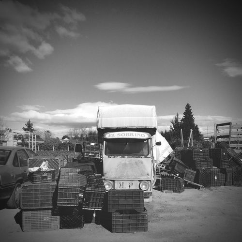 La odisea Black & White Oldcars Oldtimes