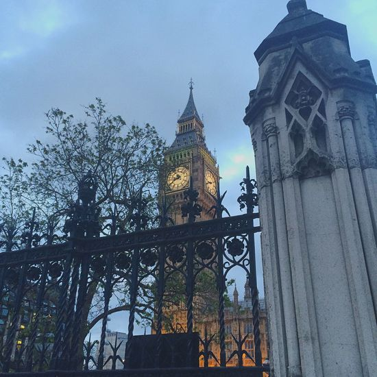 London evening walks. London Bigben Architecture Evening First Eyeem Photo