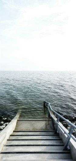Seaside Sea And