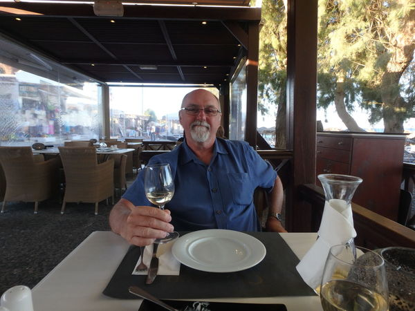 Confidence  Enjoyment Food And Drink Leisure Activity Lifestyles Mature Adult Old Man.....me Seaview Resturant