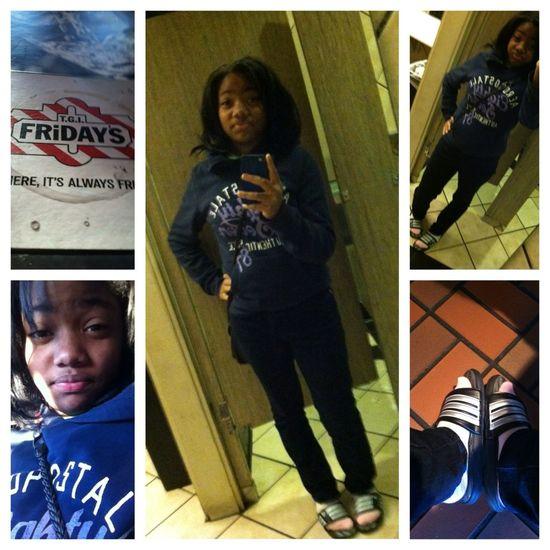 Me At Tji Fridays