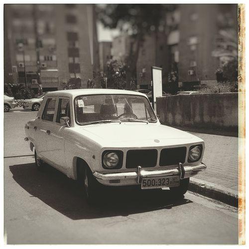 Theinspectorseye Israelcars Retro Car Tlv