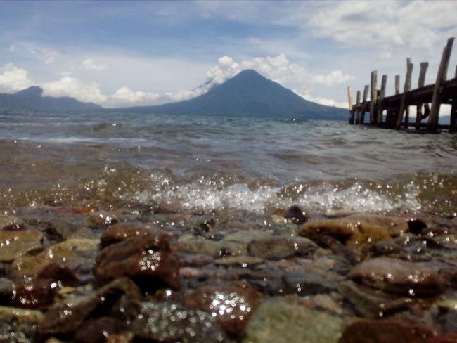 Lago De Atitlan Water Nature Guatemala 🇬🇹 Beautiful
