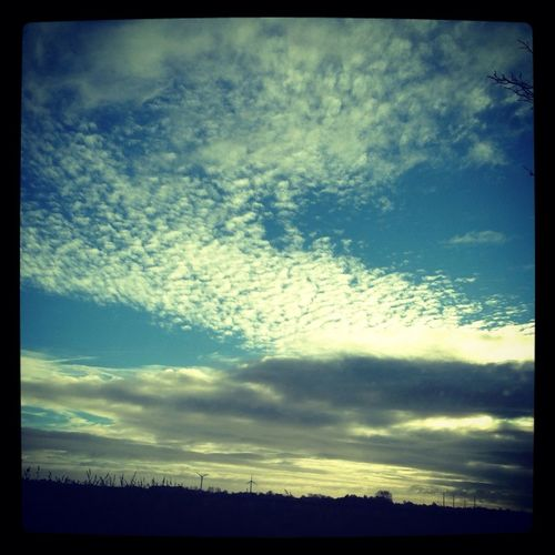 Sky On The Road