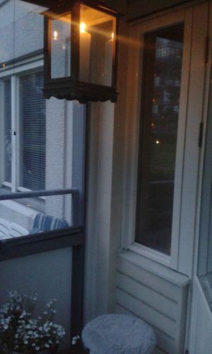 My Balcony By