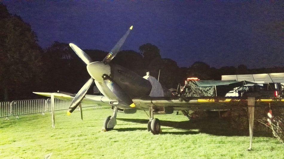 WW2 Spitfire at Birkenhead Lions Club festival of transport First Eyeem Photo