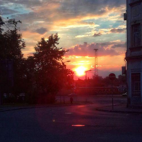 Sunset 2 City