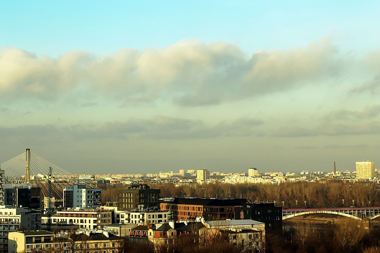 architecture, building exterior, built structure, sky, cityscape, city, no people, cloud - sky, outdoors, residential building, day, nature