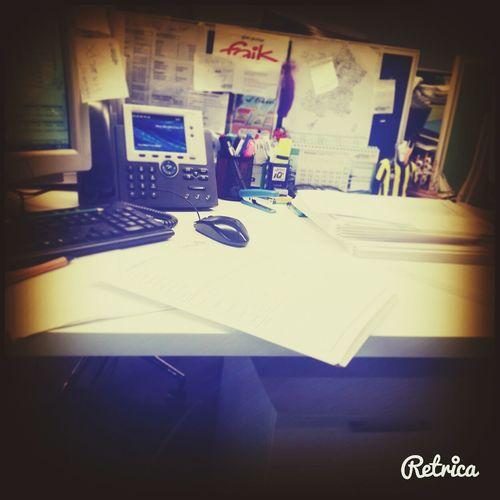 Working Busy Mesai Daginik