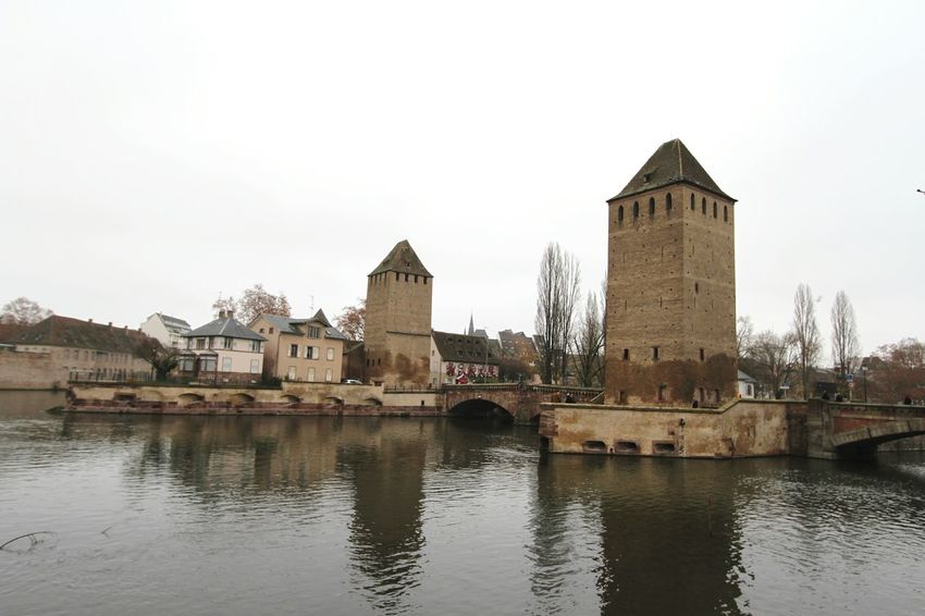 Ponts Bridge Bridge View Strasburg Strasbourg♥ Being A Tourist Bridges Strasbourg Visiting Strasbourg :) Pont