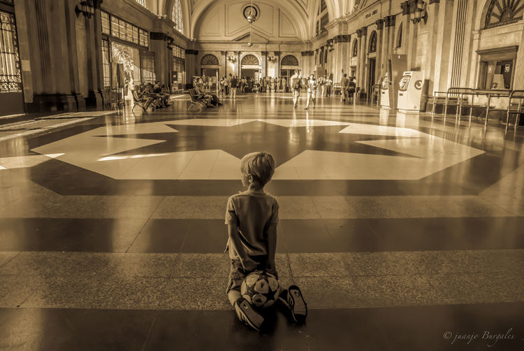 Child Trapped Children Children Photography Forbidden To Play Leisure Activity Off Side Out Of Place  Sad & Lonely Sad :(