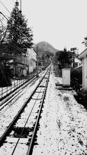 Hakone Railway Black & White
