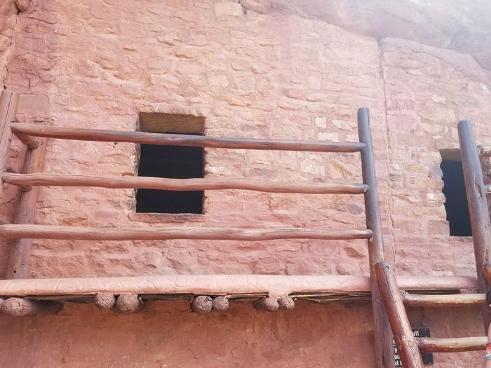 Pueblo Manitou Dwellings Native American History Rock Colorado Ladder EyeEm Selects Sand Architecture Steps And Staircases Building Exterior Historic Building Wooden