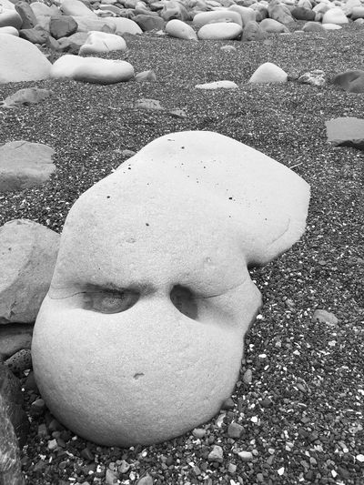 Faces In Nature Beauty In Nature Beach Taking Time To See The Little Things Check This Out Life Is A Beach Oregon Coast Beachporn Rock - Object BEACH!