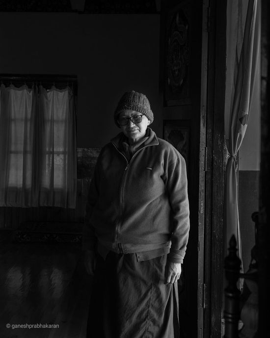 Peace comes from within. Do not seek it without. - Buddha Monk  Monstery Portrait Bnw Bnw_collection Bnw_captures Buddha Men Standing Politics And Government Senior Adult Posing Hood - Clothing Curtain Hooded Shirt