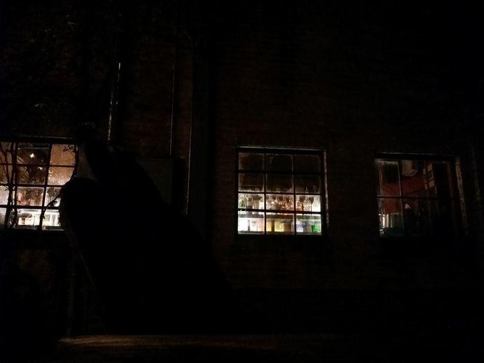 Window Dark No