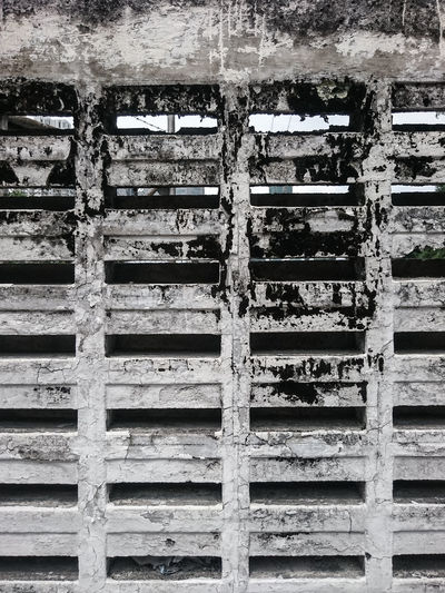 Mouldy, weathered exterior wall Architecture Backgrounds Building Exterior Built Structure Close-up Concrete Mould Old Outdoors Pattern Textured  Wall - Building Feature Weathered