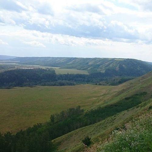 View of bear flats Mypeaceriver Beautifulbc Bearflats Imagesofcanada Natgeo Peaceriverregion Summertime Sonyz3 Northernbc