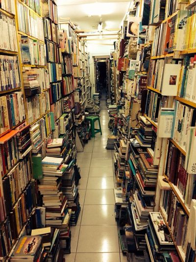 Books Old Shop Second Hand Bookstore Warm
