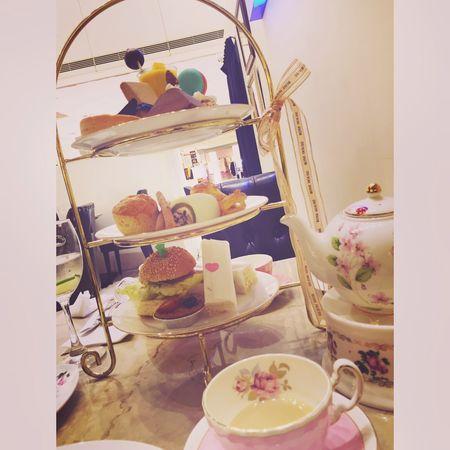 Sweet day🌹😚 Prince William Afternoon Tea Summer Enjoying Life Roses Rose🌹