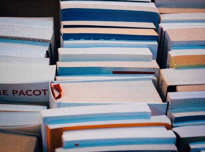 Bookstore Still