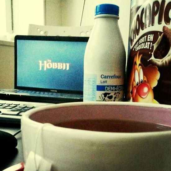 Enjoying Life Morning The Hobbit