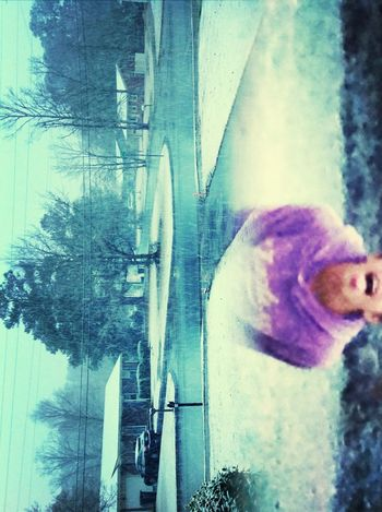 Playing In The Snoww:))))